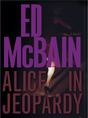 cover image of Alice in Jeopardy