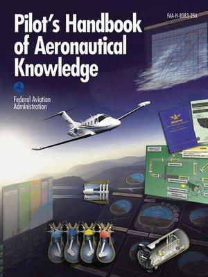 cover image of Pilot's Handbook of Aeronautical Knowledge