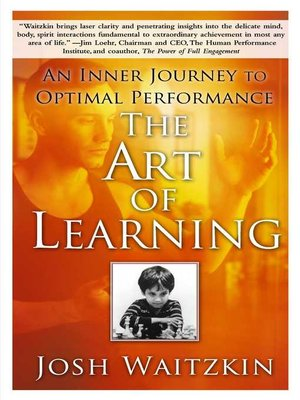 cover image of The Art of Learning