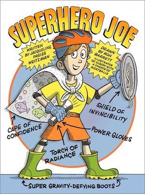 cover image of Superhero Joe