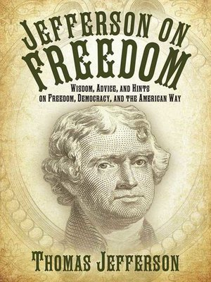 cover image of Jefferson on Freedom