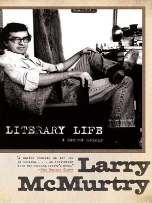 cover image of Literary Life