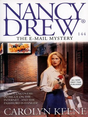 cover image of The E-Mail Mystery