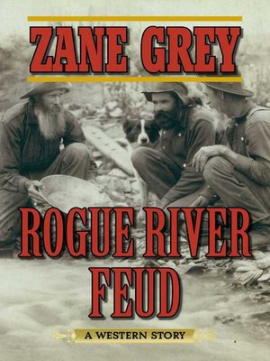 cover image of Rogue River Feud