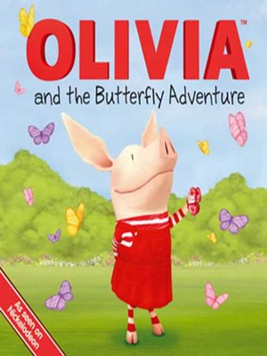 cover image of Olivia and the Butterfly Adventure