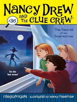 cover image of The Secret of the Scarecrow