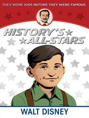 cover image of Walt Disney