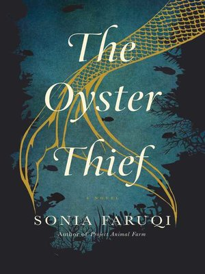 cover image of The Oyster Thief