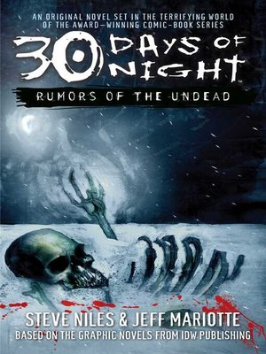 cover image of Rumors of the Undead