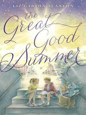cover image of The Great Good Summer