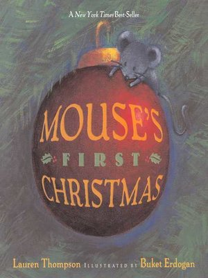 cover image of Mouse's First Christmas