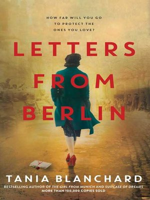 cover image of Letters from Berlin