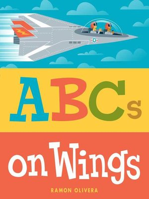 cover image of ABCs on Wings