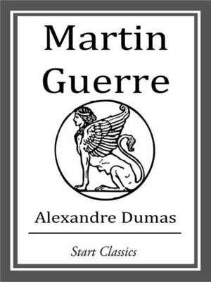 cover image of Martin Guerre
