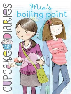 cover image of Mia's Boiling Point