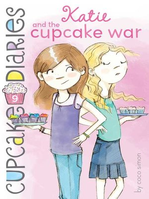 cover image of Katie and the Cupcake War