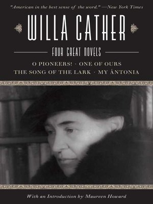 cover image of Willa Cather