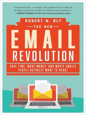 cover image of The New Email Revolution