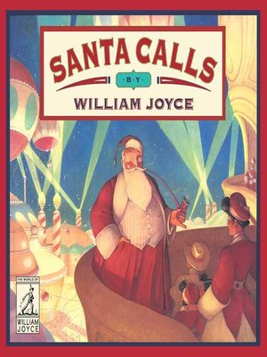 cover image of Santa Calls