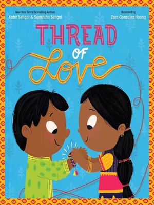cover image of Thread of Love