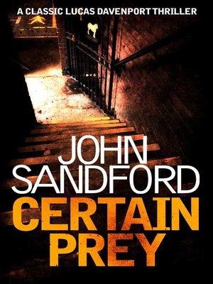 cover image of Certain Prey