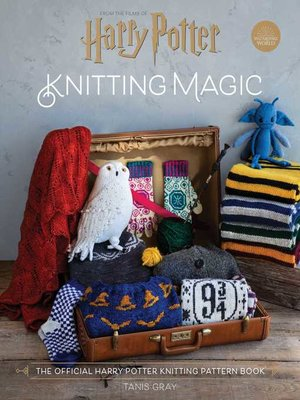 cover image of Knitting Magic