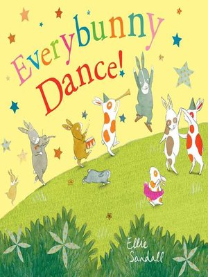 cover image of Everybunny Dance!