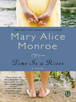 cover image of Time Is a River