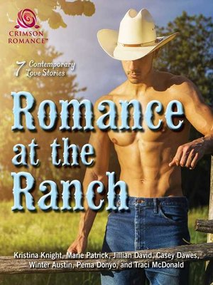 cover image of Romance at the Ranch
