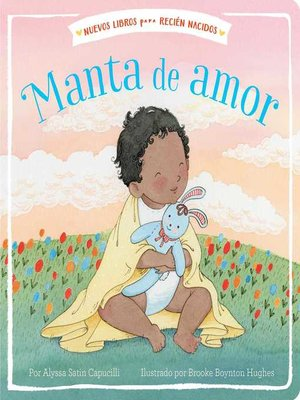 cover image of Manta de amor (Blanket of Love)