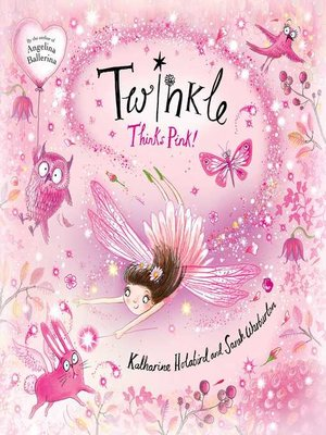 cover image of Twinkle Thinks Pink!