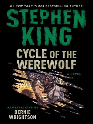 cover image of Cycle of the Werewolf