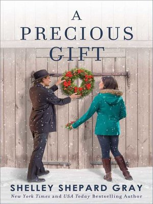 cover image of A Precious Gift