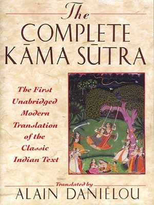 cover image of The Complete Kama Sutra