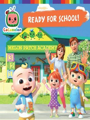 cover image of CoComelon Ready for School!