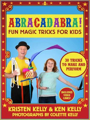 cover image of Abracadabra!