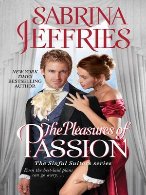 cover image of The Pleasures of Passion