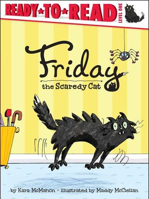 cover image of Friday the Scaredy Cat