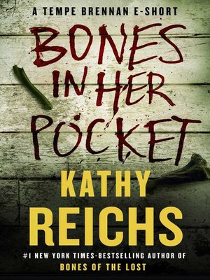 cover image of Bones in Her Pocket