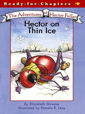 cover image of Hector on Thin Ice