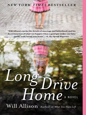 cover image of Long Drive Home