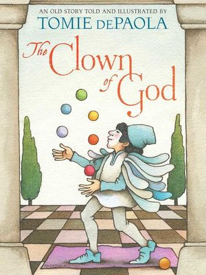 cover image of The Clown of God