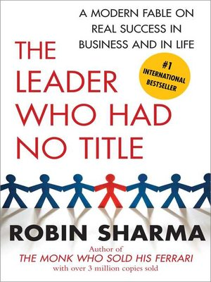cover image of The Leader Who Had No Title