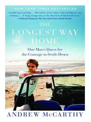 cover image of The Longest Way Home