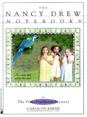 cover image of The Fine-Feathered Mystery