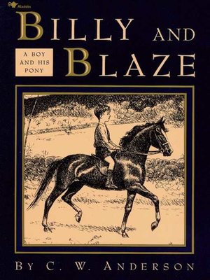 cover image of Billy and Blaze