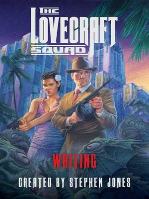 cover image of The Lovecraft Squad