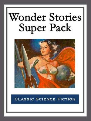 cover image of Wonder Stories Super Pack
