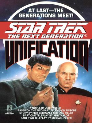 cover image of Unification