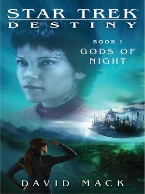 cover image of Gods of Night